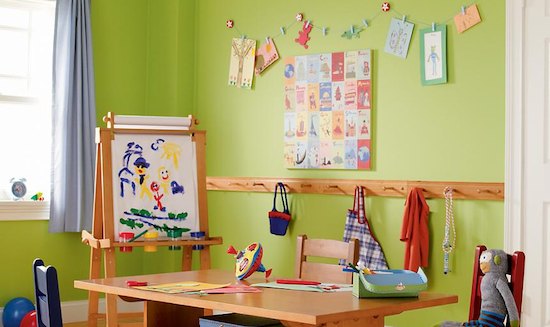 Easy Decorating Ideas And Must Haves For Your Child S Playroom: land of nod playroom ideas