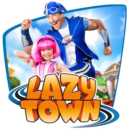 LazyTown's guide to Social Networking