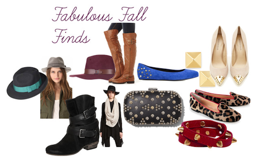 fall style finds