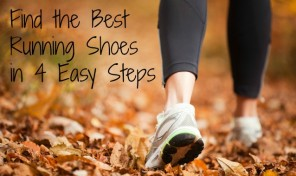 4 Tips for Finding the Best Running Shoes