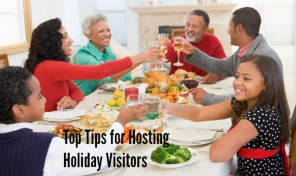 Hosting Holiday Visitors